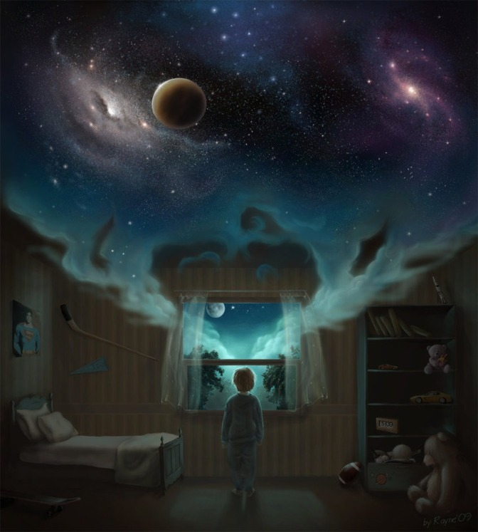 Lucid Dreaming and Astral Projection