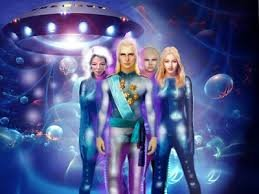 Galactic Federation of Light Messages